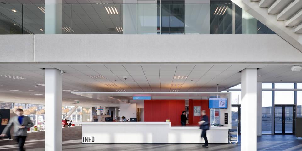 Hogeschool Utrecht, Amersfoort, DP6 architecten